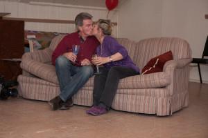Al Billiard and Ann Harty